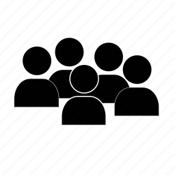 avatar, group, group of people, groups, user, users icon