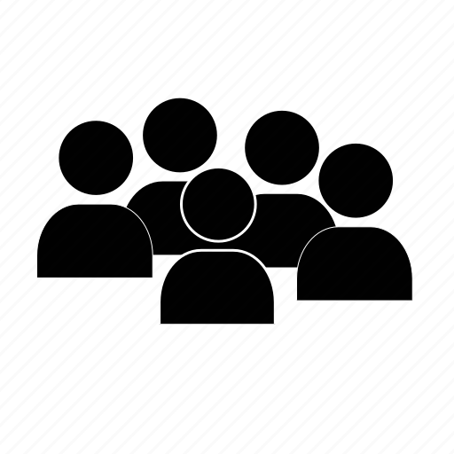 Group, users, group of people, user, groups, avatar icon
