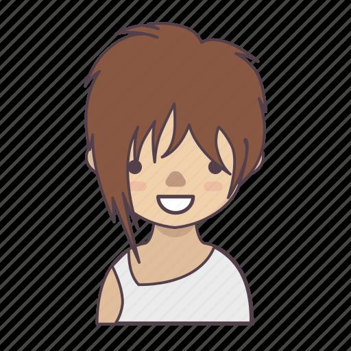 cartoon character, character, character set, man, stroke character, woman icon