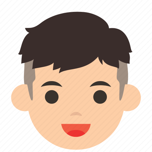 avatar, character, man, person, profile, two block, user icon