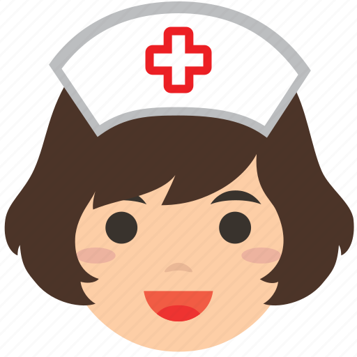 avatar, character, nurse, person, profile, user, woman icon