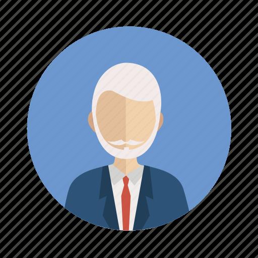 avatar, handsome, man, people, user icon