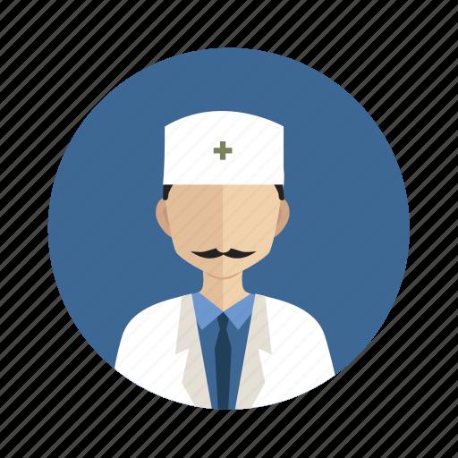 Avatar, doctor, man icon - Download on Iconfinder