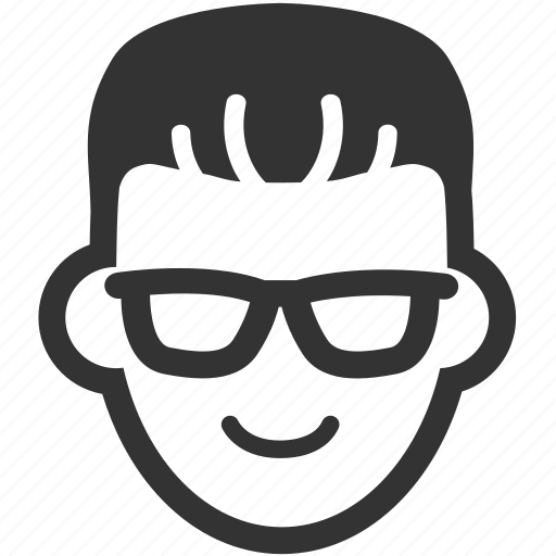 account, avatar, male, man, officer, user icon