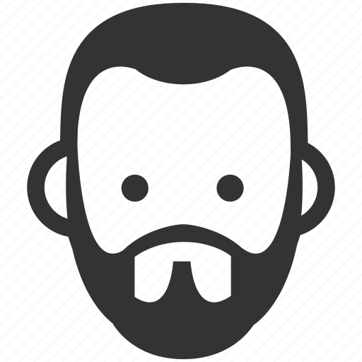 Avatar, face, male, man, person, skinhead, uncle icon - Download on Iconfinder