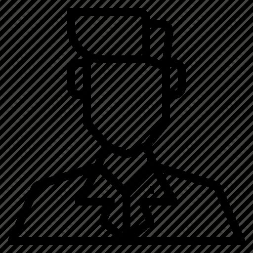 avatar, boy, handsome, male, man, user icon