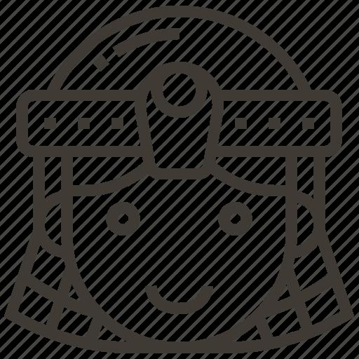 avatar, egypt, girl, user, woman icon