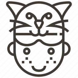 avatar, cat, user icon