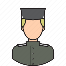 avatar, bellboy, concierge, hotel, waiter icon