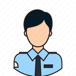 avatar, guard, protection, security icon