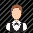 avatar, cleaner, cleanig, service, waiter