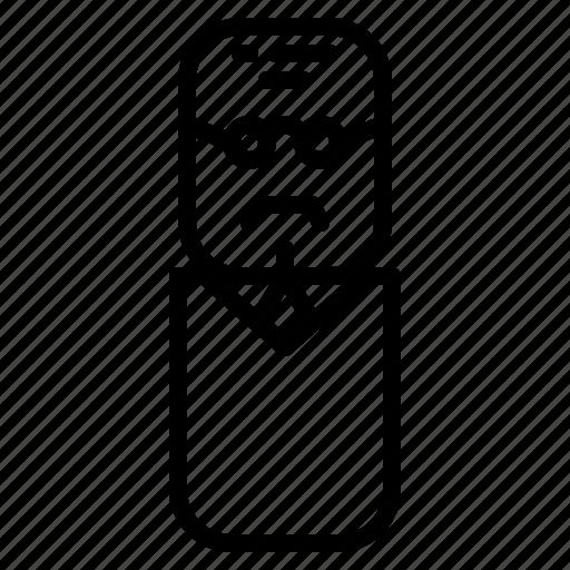 avatar, design, people, writer icon
