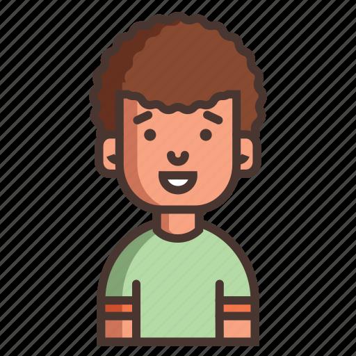 avatar, boy, cute, human, kid, man, people icon