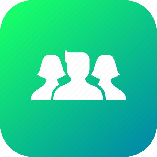 avatar, communication, connect, discussion, group, people, talk icon