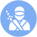avatar, japanese, ninja, ninjutsu, shinobi, spy, warrior icon
