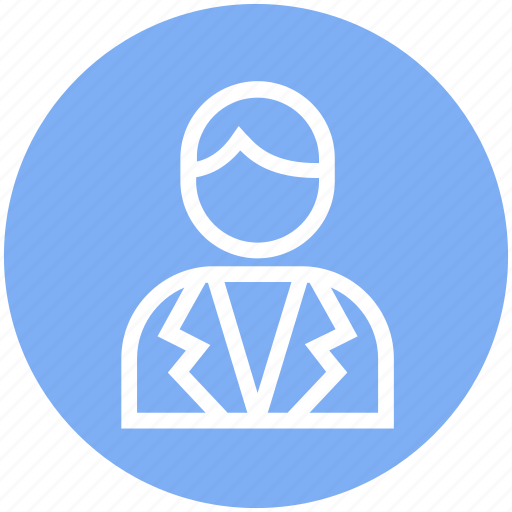 Administrator, avatar, business man, male, man, person, user icon - Download on Iconfinder