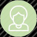 avatar, grandmother, head, lady, old, people, woman