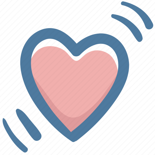 Blow, doodle, favorite, heart, like, love icon - Download on Iconfinder