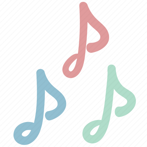 doodle, music, note, virtuoso icon