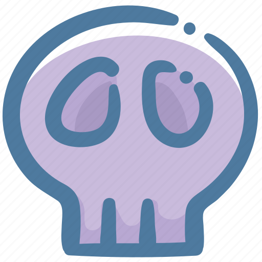 Corpse, death, doodle, skull icon - Download on Iconfinder