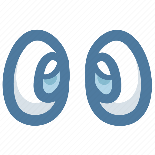 Doodle, eye, eyes, human icon - Download on Iconfinder