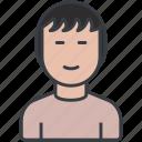 boy, people, max, avatar boy, person, user, human, man, guy, male, avatar icon