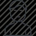 avatar, avatar boy, boy, guy, human, male, man, people, person, user icon
