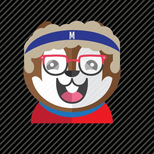 avatar, chipmunk, costume, cute, kid, smile, style icon