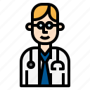 diagnostic, doctor, medical, medicine, patient, stethoscope icon