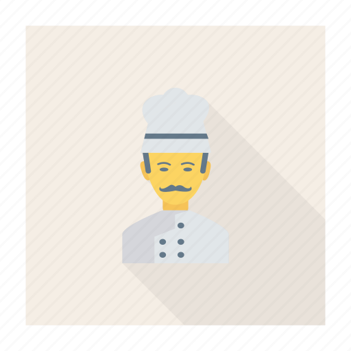 Avatar, chef, cook, person, profile, user, worker icon - Download on Iconfinder