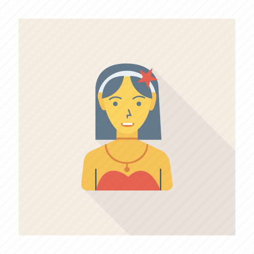Avatar, fashion, lady, person, profile, user, young icon - Download on Iconfinder