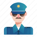 cop, law, man, officer, police, policeman, uniform