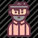 avatars, character, cute, male, profile