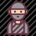 account, avatars, character, cute, male, people, profile