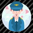 avatar, people, pilot, profession, user