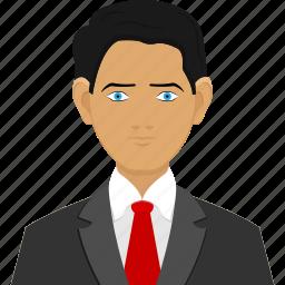 avatar, business, man, user icon