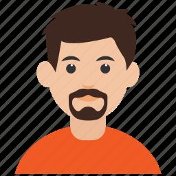 avatar, boy, man, user icon