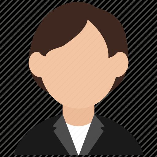 boy, business man, cheerful, male, man · avatar, user icon