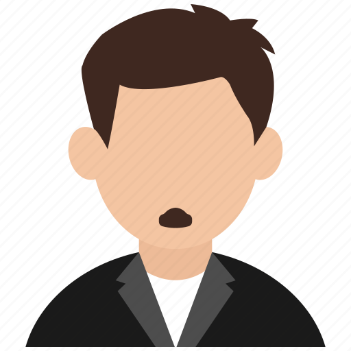 boy, business man, cheerful, male, man · avatar, uncle, user icon