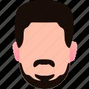 avatar, character, man, people, profile