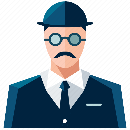 account, avatar, gentleman, person, profile, user icon
