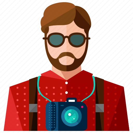 account, avatar, person, photographer, profile, user icon