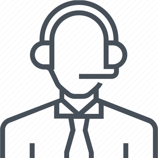 avatar, call, help, man, picture, portrait, support icon