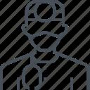 avatar, doctor, hospital, medical, nurse, profile, social icon