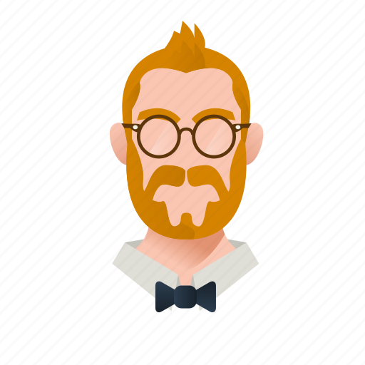 avatar, beard, boy, business, businessman, character, glasses, guy, handsome, male, man, mascot, moustache, people, person, professional, team member, testimonial, user, work icon