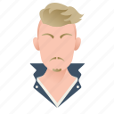 avatar, boy, celebrity, character, famous, fashion, guy, handsome, male, man, mascot, model, people, person, singer, star, team member, testimonial, user icon