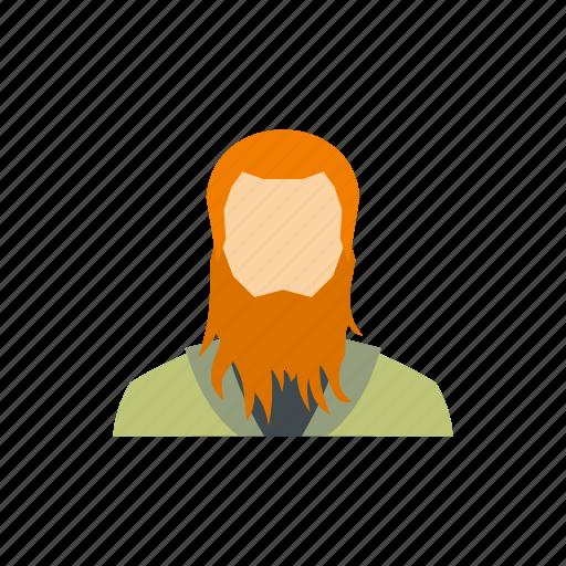 adult, beard, casual, cheerful, guy, male, man icon
