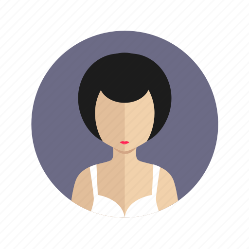 account, avatar, female, person, user, woman icon