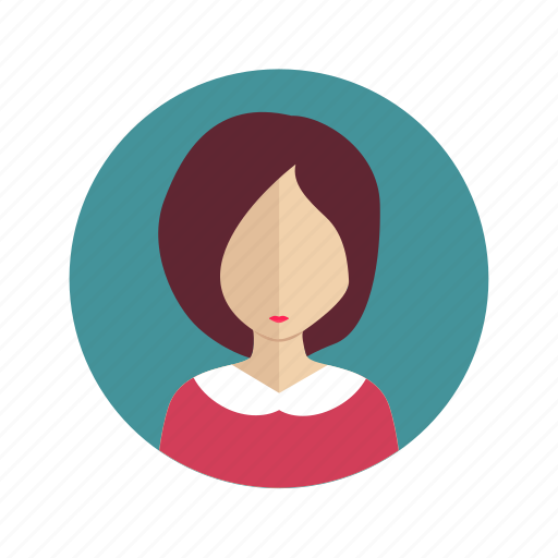 Avatar, person, woman, user, account, female icon - Download on Iconfinder
