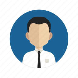 account, avatar, male, man, person, user icon